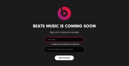Beats lanzará su servicio de música en streaming dentro de unos meses