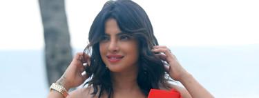 Priyanka Chopra se convierte en la arrebatadora mujer de rojo y nos conquista con su último look