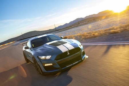 Shelby Mustang Gt500 Signature Series 2020 005