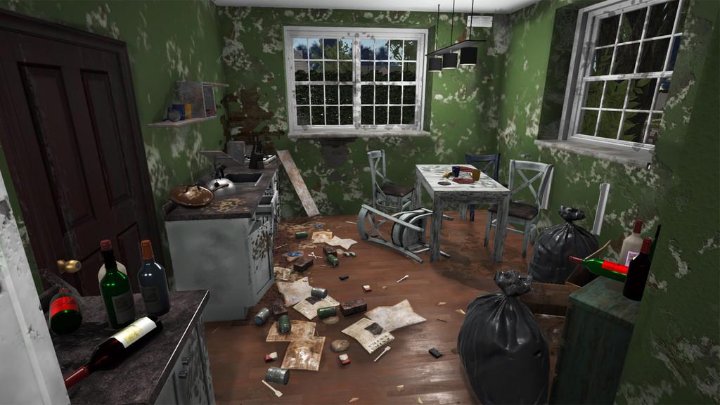 Soy el peor chapuzas y el menos manitas del mundo, pero eso no ha impedido que me enganche a un juego sobre arreglar casas