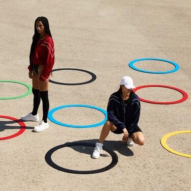 Bershka lanza una colección de deporte muy retro con la que todas nos vestiremos como atletas olímpicas de los 90's