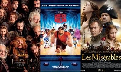 Taquilla española | El hobbit conserva el número uno pese a la llegada de Ralph y los miserables