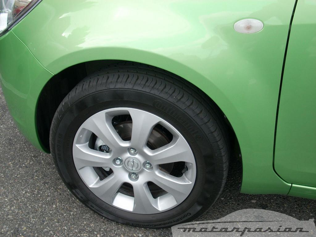 Foto de Opel Agila (presentación) (17/18)