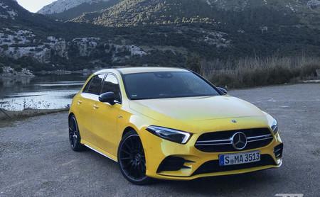 Probamos el nuevo Mercedes-AMG A 35 4MATIC: Un imán de miradas y objeto del deseo