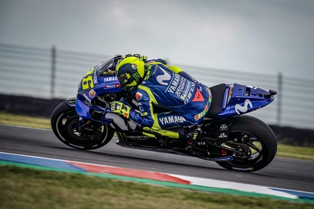 """Los pilotos de Yamaha satisfechos con la primera jornada en Argentina: """"El objetivo era el top 10"""""""