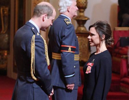 Victoria Beckham recibe el mejor regalo de cumpleaños: la Orden del Imperio Británico