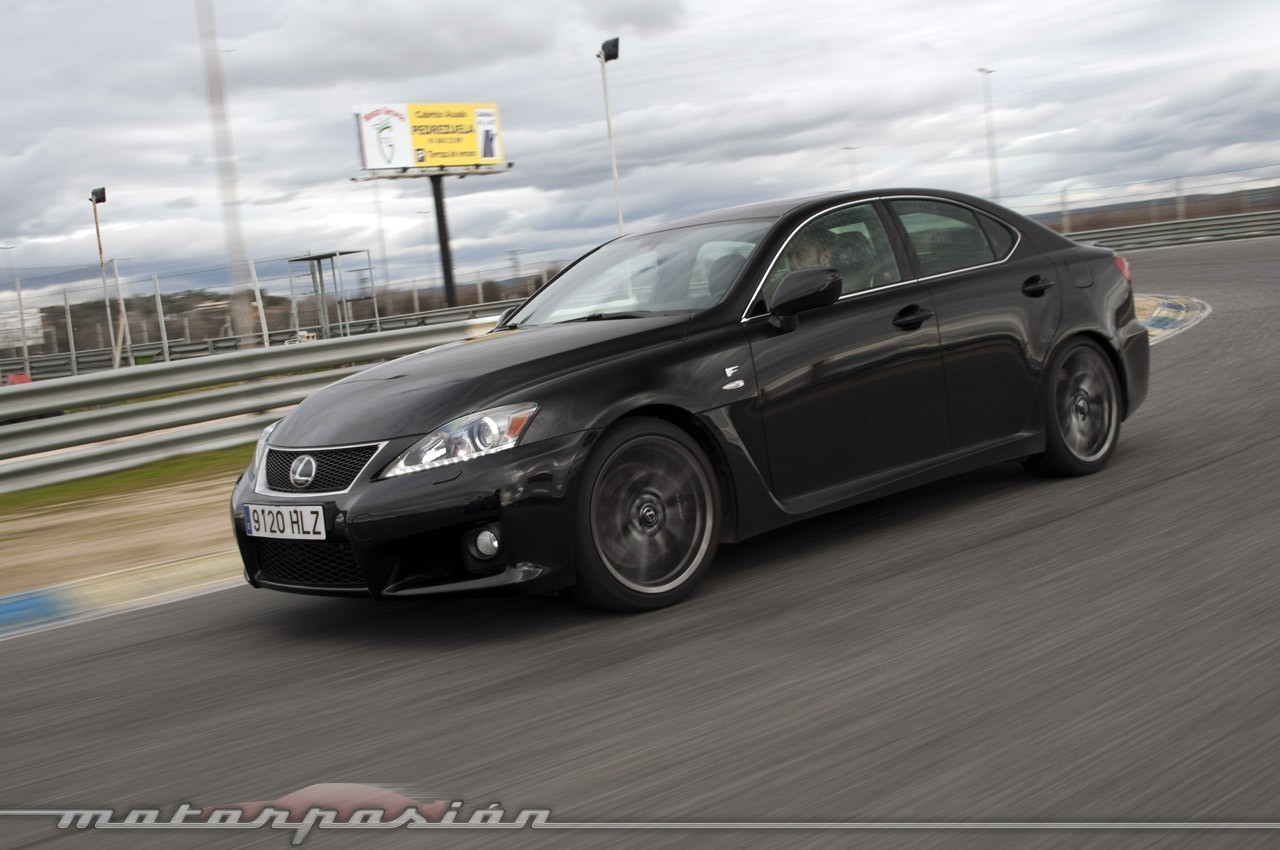 Foto de Lexus IS F (prueba) (17/46)