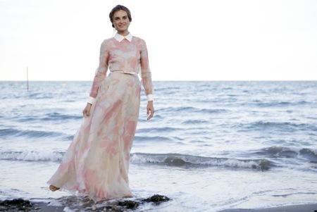 La joya del Festival de Venecia 2012: Kasia Smutniak