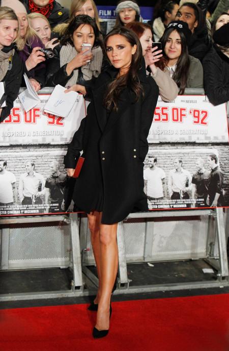 Victoria Beckham vestido