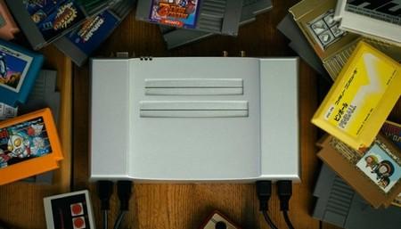 ¿Una NES con soporte HD? Por 500 dólares es tuya