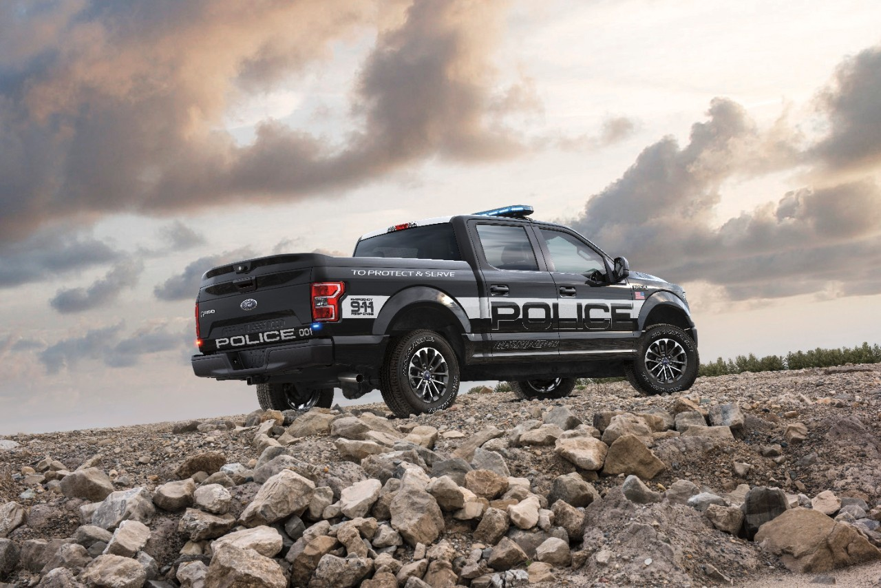 Foto de Ford F-150 Police Responder (5/9)