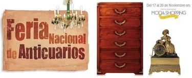 La Feria Nacional de Anticuarios en Madrid abre de nuevo sus puertas