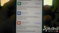 Microsoft actualiza Office para iOS agregando compatibilidad con iCloud