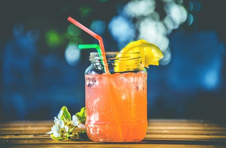 Para el verano, nada como éstos cocteles fáciles de preparar con sólo tres ingredientes