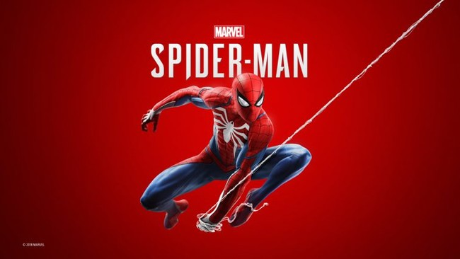 Spoider Man Ps4