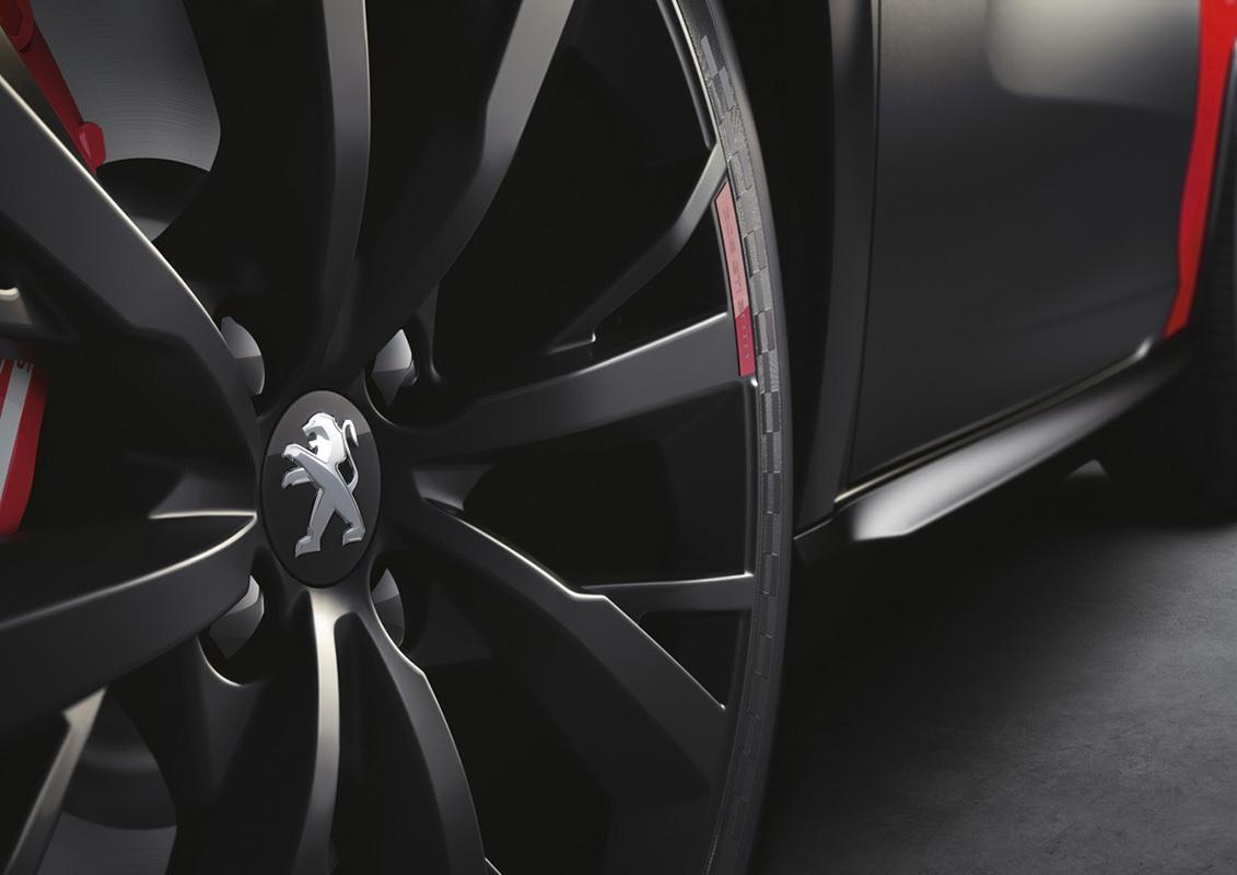 Foto de Peugeot 208 GTi 30th (5/8)