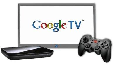 Google TV disponible en octubre en EEUU y en el 2011 en el resto del mundo