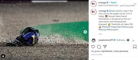 Lorenzo Instagram Motogp 2021