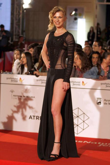 Aida Ballmannkenneth Festival de Malaga 2014