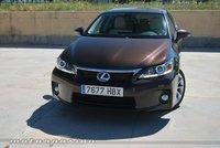 Lexus CT 200h, prueba (valoración y ficha técnica)