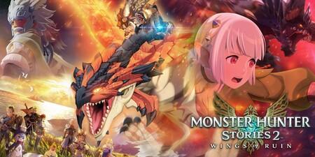 Jugamos a Monster Hunter Stories 2, el JRPG perfecto para disfrutar en verano