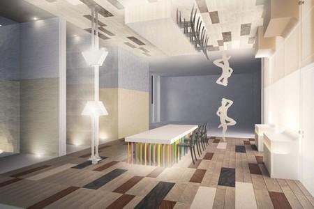 Interesantes novedades de Porcelanosa para la Milan Design Week y por partida doble