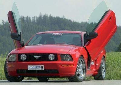 LSD Mustang