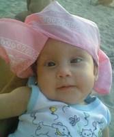 La foto de tu bebé: la fuerza de María Alejandra