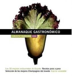 Almanaque Gastronómico Comunidad Valenciana 2008