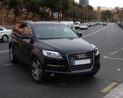 Giuly - Audi Q7