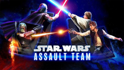 Star Wars: Assault Team para Android, ya disponible el juego de cartas coleccionables