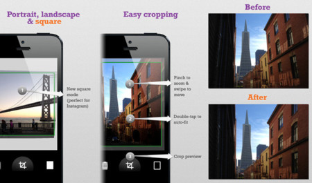 Perspective Correct, corrección de lente en vivo en tu dispositivo iOS