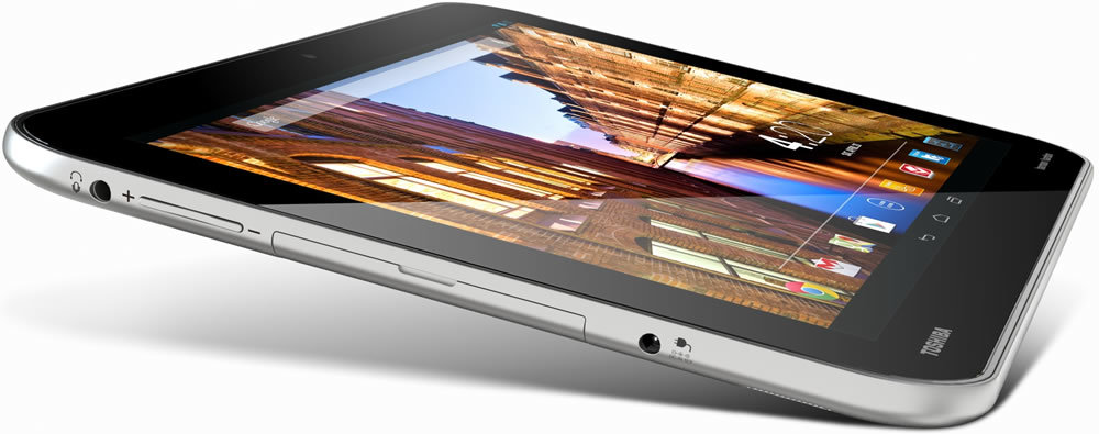 Foto de Toshiba Excite Pure, Pro y Write (1/11)