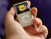¿Foto del nuevo iPod nano?