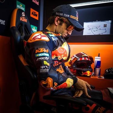 Johann Zarco y KTM: un amor tóxico que podría haber envenenado una carrera prometedora