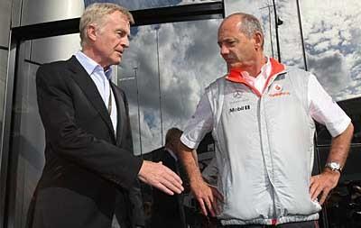 El escándalo de espionaje, ¿malo para la F1?