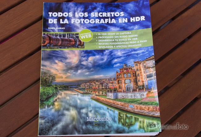 'Todos los secretos de la fotografía en HDR', un libro para los más fans de esta técnica de fotos con alto rango dinámico