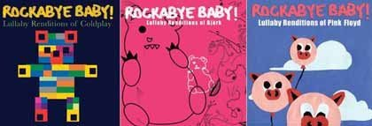 Canciones de cuna rockeras para tu bebé