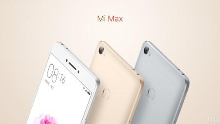 Xiaomi Mi Max Oficial