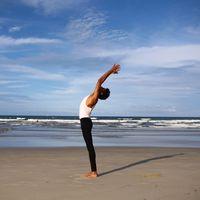 #RetoVitonica: una postura de Yoga diferente para cada día de la semana