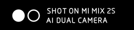 La cámara dual del Mi Mix 2s