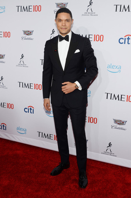 Trevor Noah Time 100 Gala 2019 Red Carpet Alfombra Roja