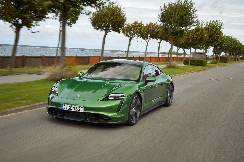 Foto de Porsche Taycan prueba contacto (209/275)