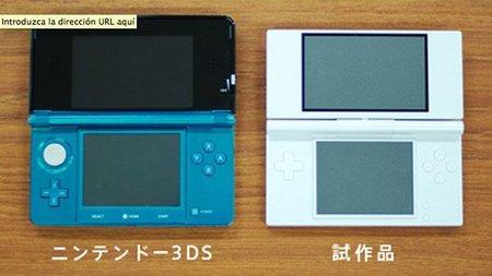 Nintendo 3DS. ¿Su prototipo molaba más que la consola final?
