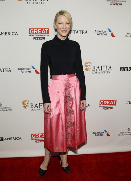 Tea Party Premios Bafta 2016 2