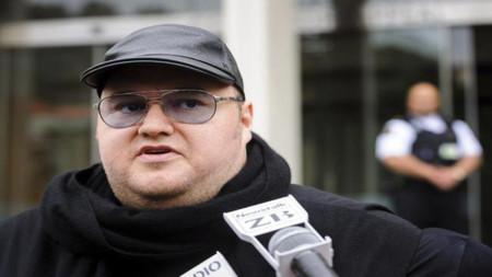 Kim Dotcom contraataca solicitando una indemnización a la justicia neozelandesa