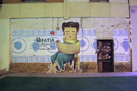 Ciencia clandestina: ciencia + arte urbano en Córdoba