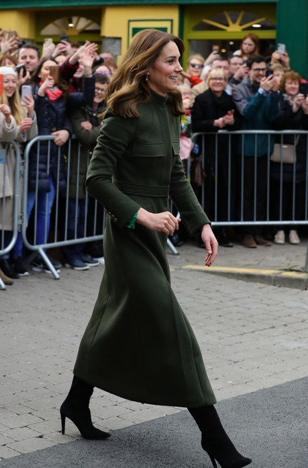 Kate Middleton Verde3