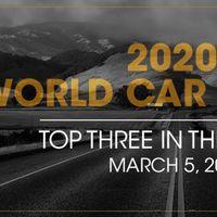 Los tres finalistas a Mejor Coche del Año en el Mundo 2020 de cada categoría: hay cuatro coches eléctricos entre los aspirantes