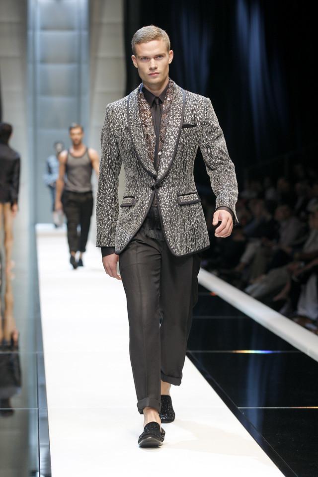 Foto de Milano Moda Uomo primavera-verano 2010: Dolce&Gabbana (4/16)